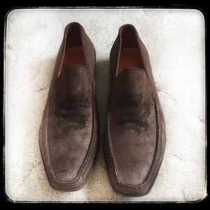 Mark Nason brown leather shoes size 9.5